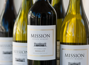 MIssion Estate Wines